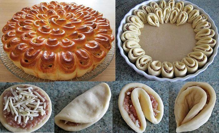 Выпечка пирог рецепты с