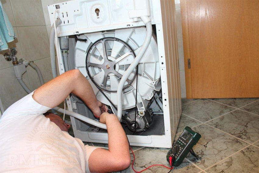 Ремонт стиральной машины вирпул своими руками видео