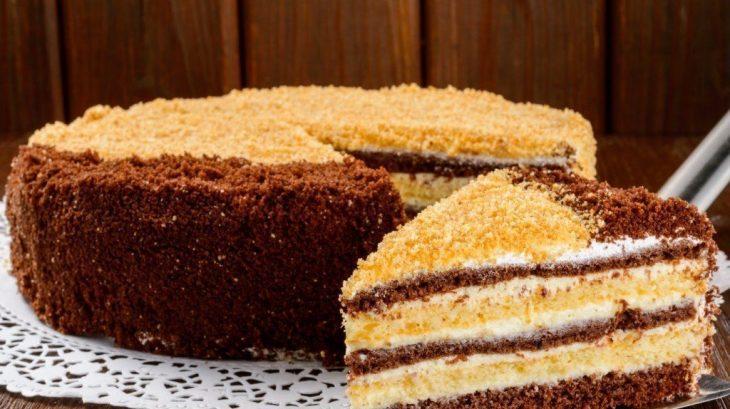 Топ 10 лучших тортов домашних условиях