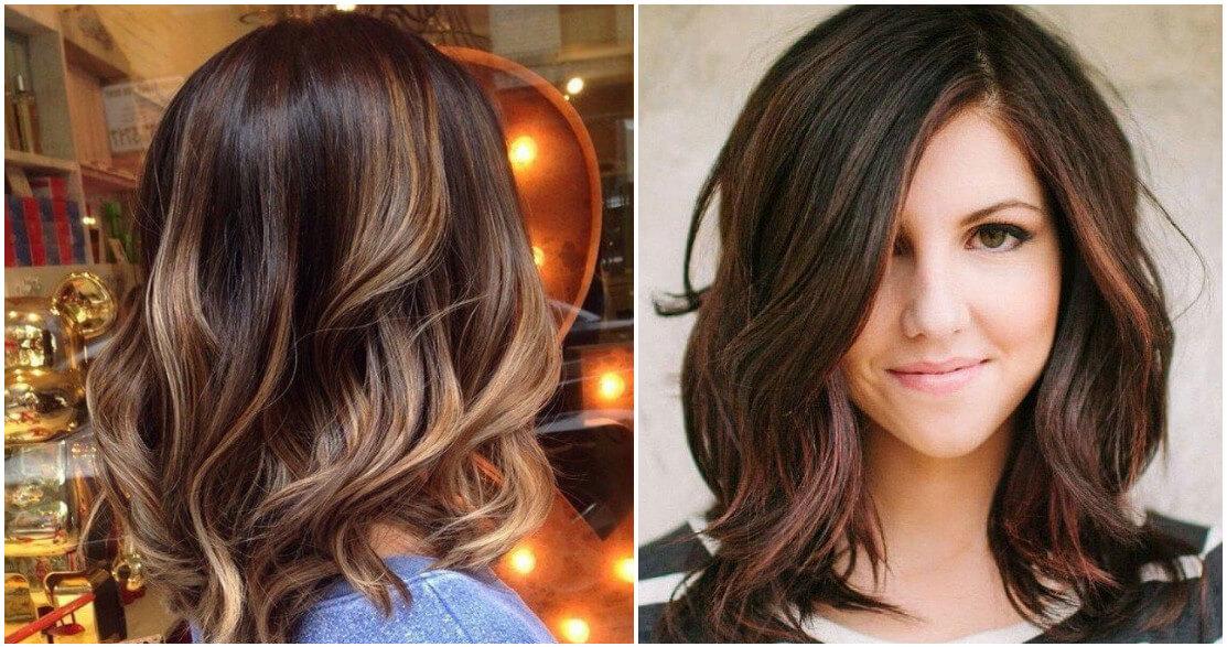 Новое модное окрашивание волос