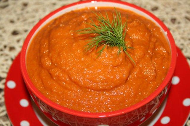 Кабачковая икра рецепт пошагово