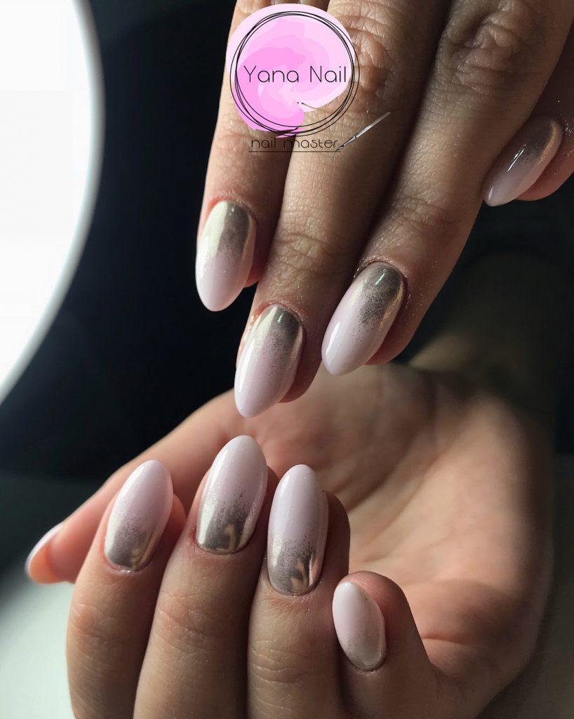 Дизайн ногтей в пастельных тонах 2018 фото новинки