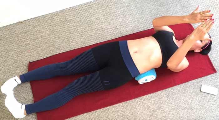 Как похудеть при помощи зарядки