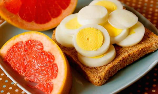 Яичная диета меню на 2 недели