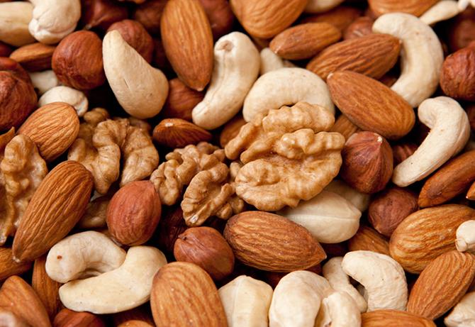 какие орехи можно при повышенном холестерине
