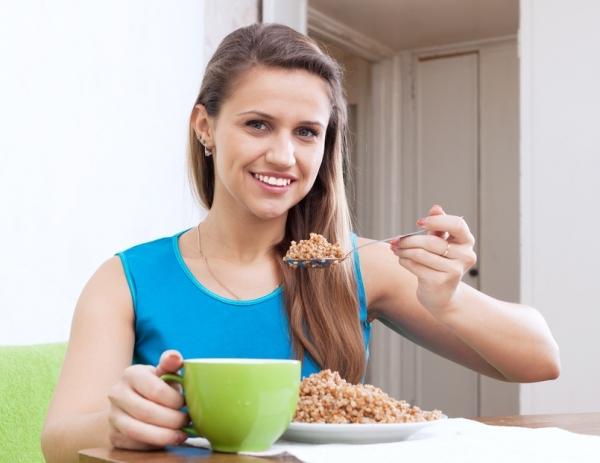 очищение организма гречневая диета