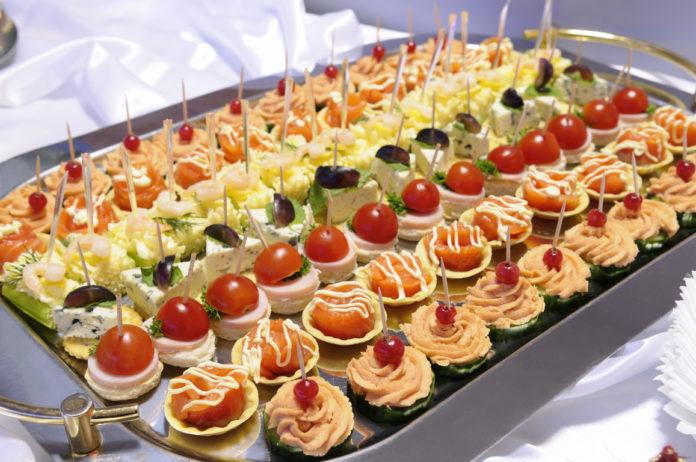 Быстрые блюда для гостей