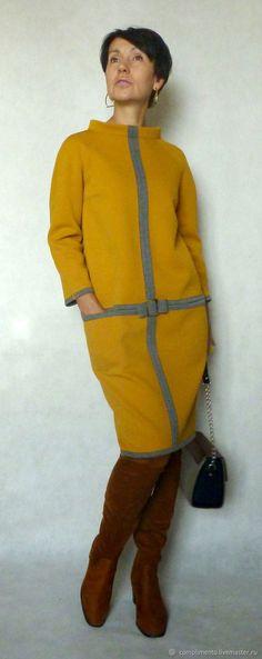 Для настоящих модниц: Подборка теплых платьев на зиму