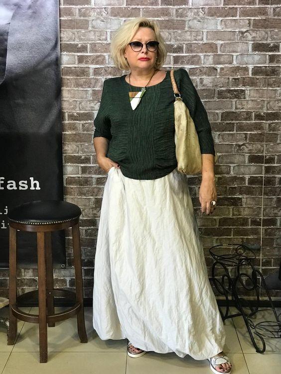 Прекрасные новые образы для зрелых женщин в 2019 году