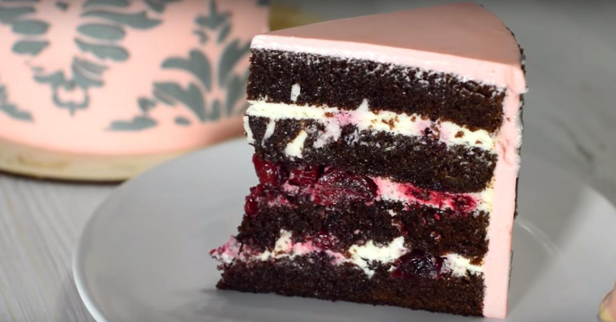 Торт «Черный лес» из Германии, от которого без ума весь мир