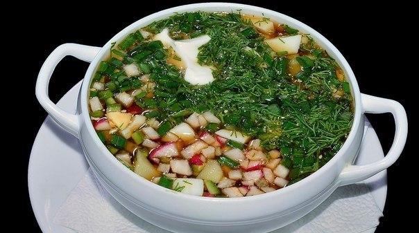 Топ-5 лучших рецептов холодных супов